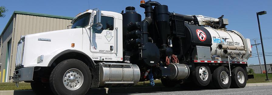 Vac Truck Vacuum Excavator