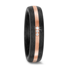 Carbon and RoseGold-59318D
