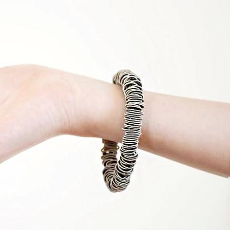 Maxi bracelet_Try on