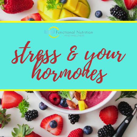 STRESS & CORTISOL
