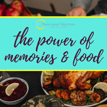 THE EMOTIONAL MEMORY OF FOOD