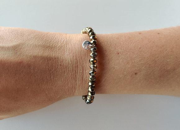 Armbandje - goud
