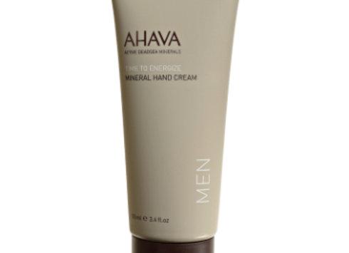 Men's Mineral Hand Cream