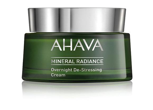 Overnight De-Stressing Cream