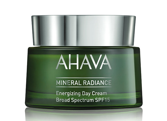 Energizing Day Cream UVA/UVB/IR SPF15