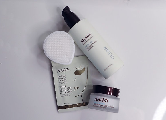 All in one + daycream
