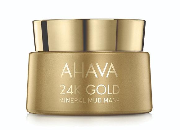 24K Gold Mud Mask