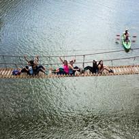 Puente Hamaca