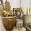 Thumbnail: Salt Glazed Stoneware Vintage Pot