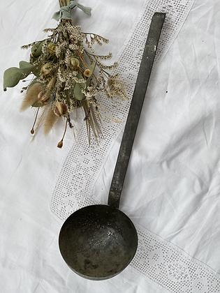 Medium French Vintage Ladle