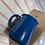 Thumbnail: Vintage Blue Enamel Jug