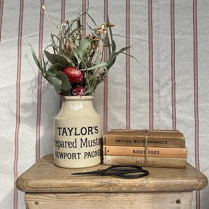 Taylor's Prepared Mustard Pot