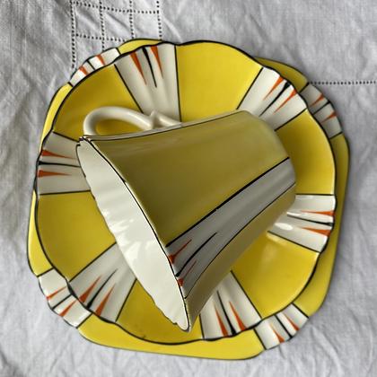 Time for Tea Deco Style Tea Set