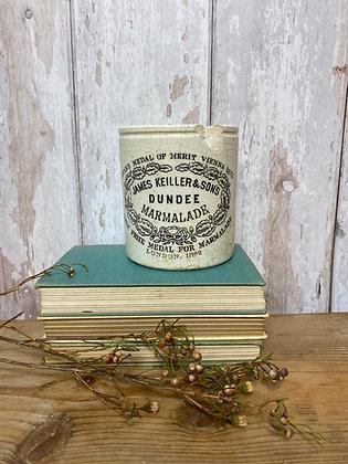 James Keiller & Son Dundee Marmalade Pot