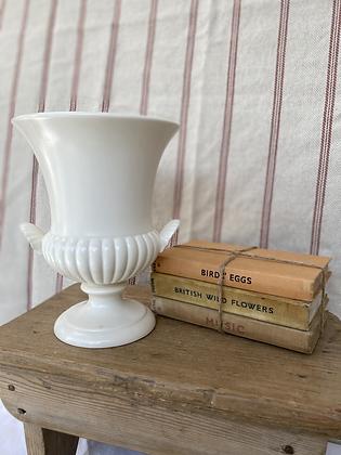 Wedgewood Cream Moonstone Etruria Vase
