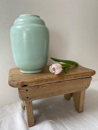 Poole Green Vase