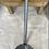 Thumbnail: French Vintage Blue Ladle Strainer