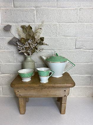 Time for Tea Deco Style Vintage Tea set