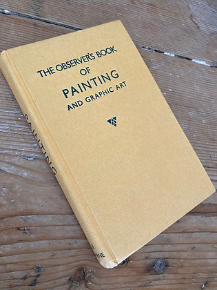 The Observer's Book of Painting