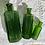 Thumbnail: Emerald Green Poison Bottle Trio