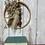 Thumbnail: The Ethel @wilt_studio Forever Flowers Embroidery Hoop Wreath