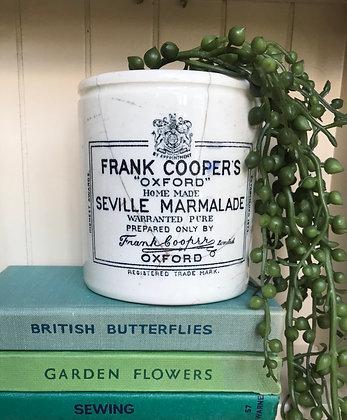 Frank Cooper's Oxford Marmalade Pot