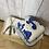 Thumbnail: Blue Rose Ironstone Staffordshire Cheese Dish