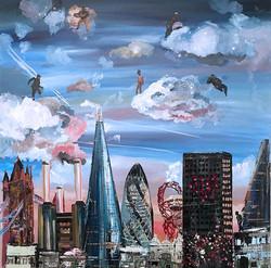 Lost Souls in London City