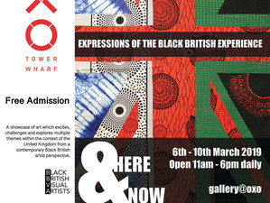 Exhibition at OXO Tower Wharf