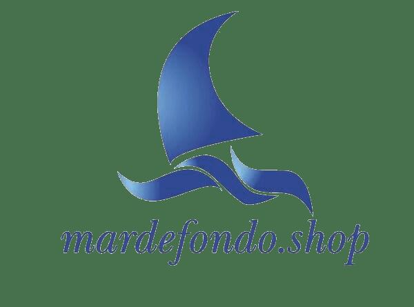 Mardefondo.shop es .Luna tienda náutica .LOGO