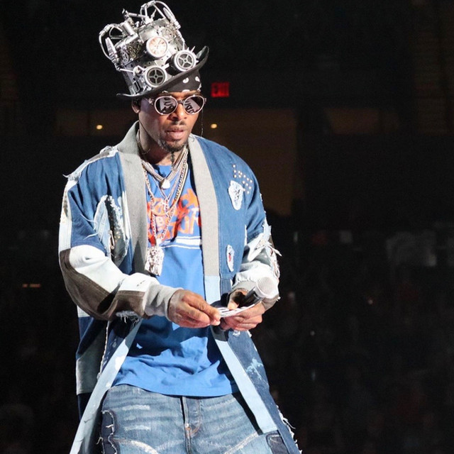 Treach Can Rock Anything- Denim Duster/Mixtape Tour
