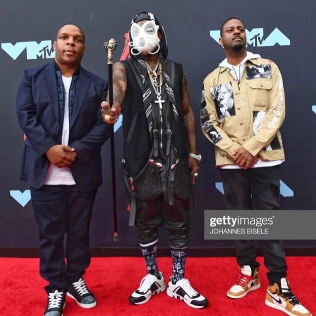 Naughty By Nature/ 2019 MTV VMAs Red Carpet