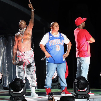 Naughty By Nature /Mixtape Tour