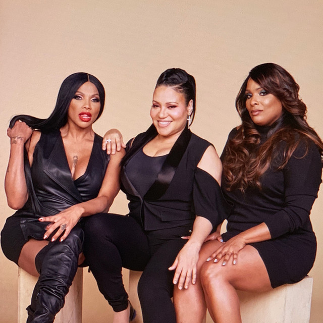 Salt-N-Pepa for BET's Ladies Night