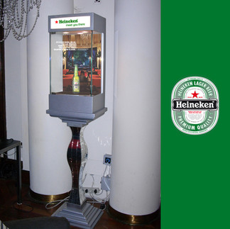 Heineken Teca