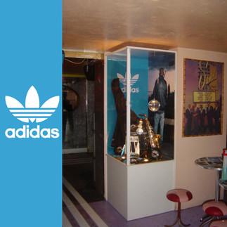Adidas Spazio Espositivo