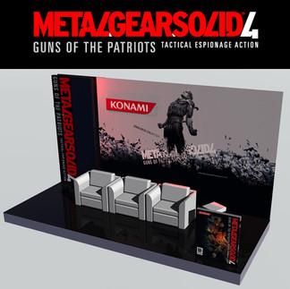 Metal Gear New Game