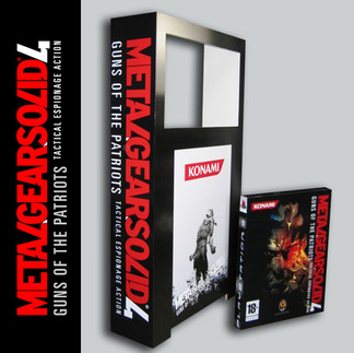 Metal Gear Mockup