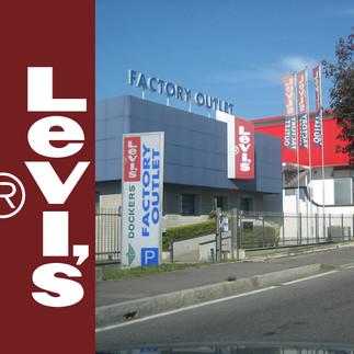 Punto Vendita Levi's