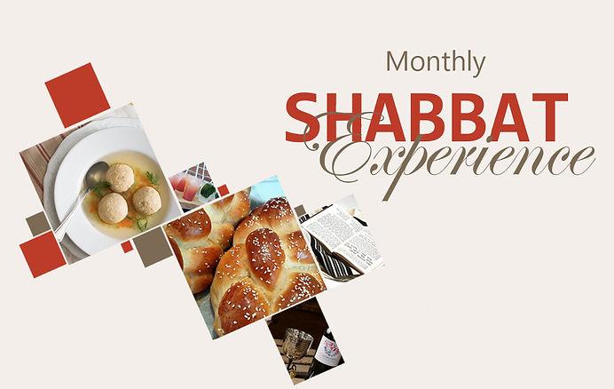 Shabbat Experience 5781 website main pag