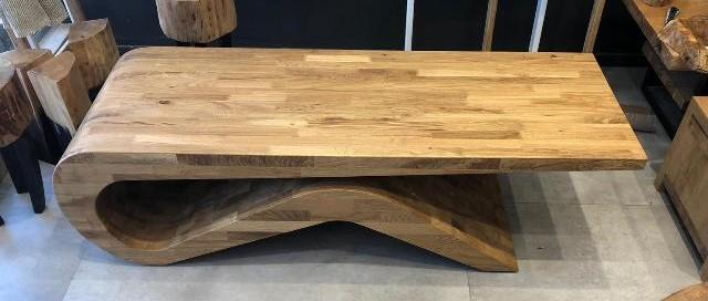 שולחן אלון בכיפוף