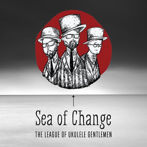 Sea Of Change....live Studio Album
