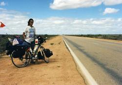 Crossing the Nullarbor Plain (1995)