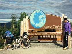 Entering the Arctic Circle(1994)