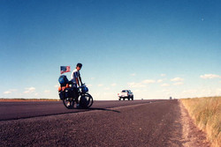 Biking Across USA (1991)