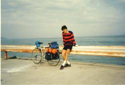 Biking Around Awajishima Island
