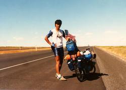 Interstate 90 at Spokane, WA(1991)
