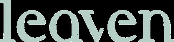 leaven_logo_GRÅGRØN.png