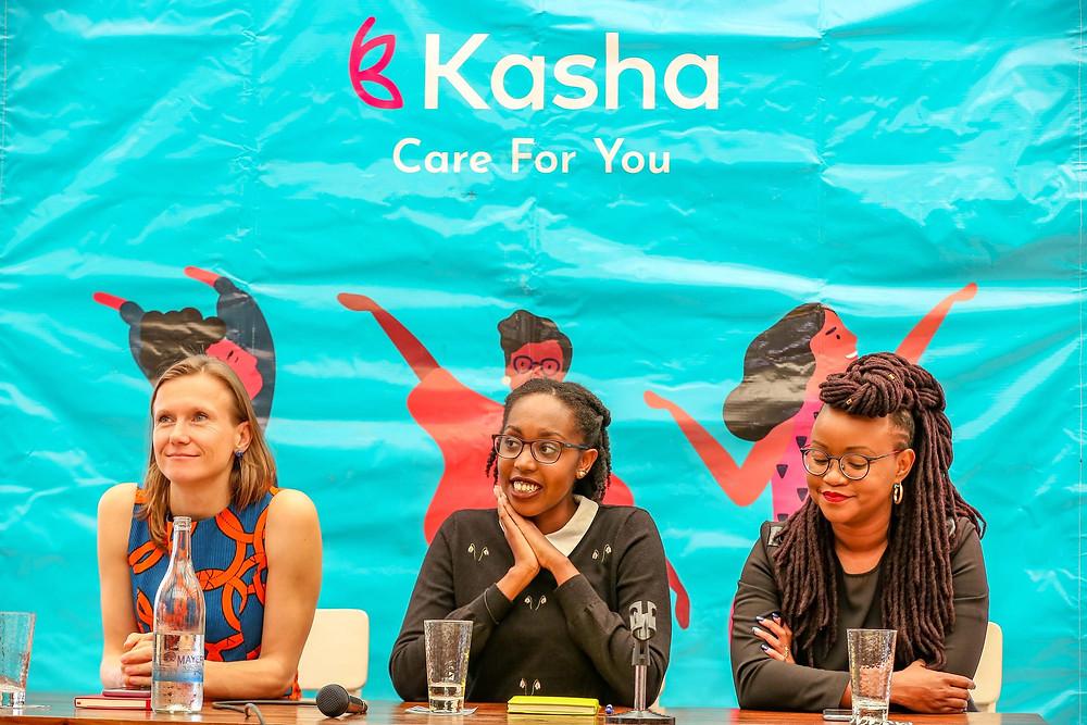 KASHA Image/Techish Kenya. Flux Africa
