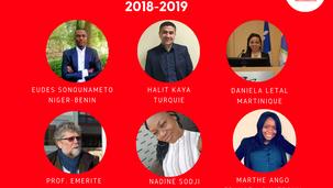 Flux Africa : TOP 6 des meilleurs abonnés 2018-2019